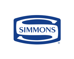 Matelas et Sommier Simmons Amiens
